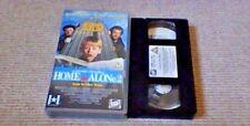 Home Alone 2 - Lost In New York UK PAL VHS VIDEO 1993 Macaulay Culkin Joe Pesci