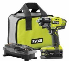 """RYOBI P1833 аккумуляторный гайковерт 3 скорость 1/2"""" 18 В комплект с аккумулятором и зарядным устройством, новый"""