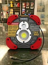 NEBO TANGO 1000 LUMEN RECHARGEABLE WORK LIGHT & BUILT IN POWER BANK