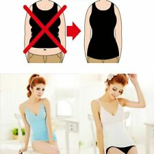 Slimming Vest Women Beauty Tummy Control Vest Shapewear Underbust Waist Trainer