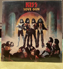 KISS ~Love Gun LP - 1977 Original/WHAT A CLASSIC!FREE SHIPPING