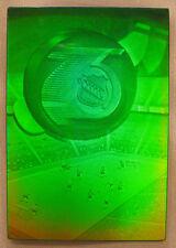 1991-92 PRO SET HOCKEY 75th ANNIVERSARY HOLOGRAM 91-92 PROOF CARD**RARE**