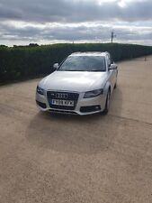 Audi a4 2.0 tdi s line avant