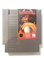 Tecmo Baseball ORIGINAL NINTENDO NES GAME Tested WORKING Authentic!
