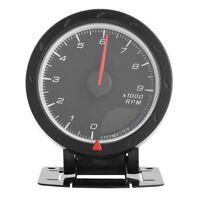 9000 RPM 3.15inch LED Tachometer, Rev Counter Universal Digital Rotation Sp G8U1