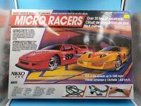 jouet vintage ancien circuit electrique nikko micro racer BE non testé