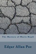 The Mystery of Marie Roget by Poe, Edgar Allan 9781544197722 -Paperback