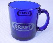 Kraft Food Cobalt Blue Coffee Mug/Cup