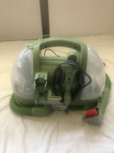 Bissell Little Green Spot & Stain Handheld Carpet Cleaner 1400-7 Tested Works