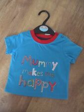 TU Baby 100% Cotton T-Shirts & Tops (0-24 Months) for Boys