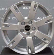 "GENUINE LAND ROVER DISCOVERY 3/4 HSE A SPOKE SILVER 19""INCH ALLOY WHEEL X1"