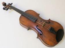 original Hopf Violine alte Meistergeige 4/4 mit Brandzeichen