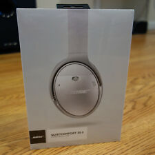 Bose QC35 II QuietComfort 35 II Wireless Headphones Silver - BRAND NEW
