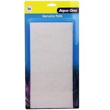Aqua One- Wool Filter Pad 3W (For AquaStyle 620/620T Aquariums) (25003W)
