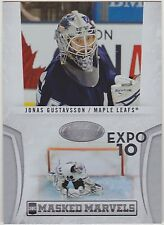 10-11 Certified Masked Marvels Jonas Gustavsson /5 Expo