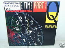"***QUADROPHONIA""FIND THE TIME-Part 1""-12""Inch/Imort***"