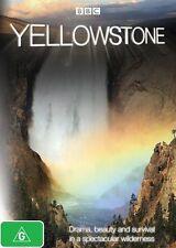Yellowstone, BBC (DVD, 2009, Region 4) pb1