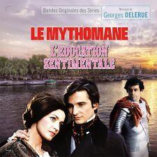 LE MYTHOMANE / L'EDUCATION SENTIMENTALE (MUSIQUE DE FILM) - GEORGES DELERUE (CD)