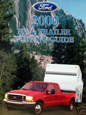 2000 Ford RV & Trailer Towing Guide