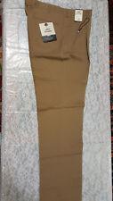 NWT TDR Fashion Men's Pleated Lightweight 5 Pocket Straight Leg Pants Size 34x32