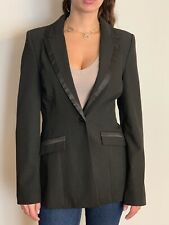 Guess Women Black Blazer Size M Brand New With Tags