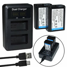 LP-E6 LP-E6N Battery Or LCD Charger for Canon 6D 5D Mark III II IV 7D 60D 90D