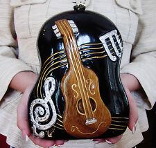 TIMMY WOODS CMA COUNTRY MUSIC MINAUDIERE CLUTCH GUITAR MUSIC RARE BAG CLUTCH