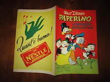 WALT DISNEY ALBO D'ORO N°311 PAPERINO E L'OSPITALITA' DEL VECCHIO SUD 1952