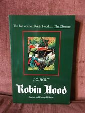 Robin Hood by J. C. Holt Revised and Enlarged Edition
