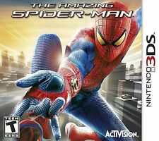 The Amazing Spider-Man (Nintendo 3DS, 2012)