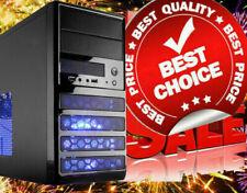10-Core Gaming Computer Desktop PC Tower HDMI 8GB DDR4 R7 Graphic CUSTOM BUILT