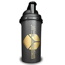 3X BBGenics Shaker Eiweissshaker Proteinshaker Trinkflasche Flasche Mixer Becher