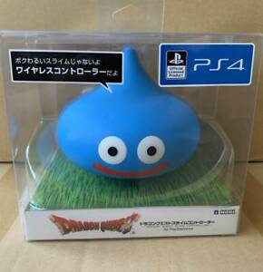 Hori Dragon Quest Warrior Blue Slime Controller for PS4 Playstation 4 Dual