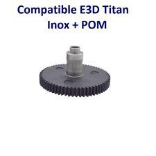 Pignone Allenamento Inox + Pom Compatibile E3D Titan