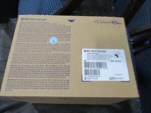 BD 302832 30mL Syringe Luer-Lok Tip 56 per Box