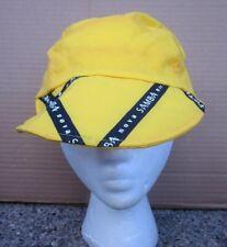 SAMBA NOVA Eau de Toilette yellow baseball cap Perfume women's nylon hat 1990s