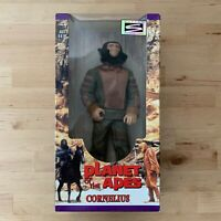 """Planet of the Apes CORNELIUS 12"""" Inch 1/6 Scale Doll Figure NIB 1998 Kenner"""