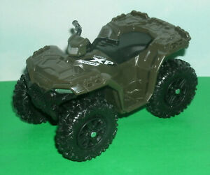 1/18 Scale Polaris Sportsmen XP 1000 Plastic ATV Quad 4x4 Bike Toy - New-Ray