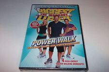 NEW - Biggest Loser Power Walk Workout DVD - Cardio Fitness - FREE SHIPPING