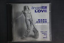 Marc Anton& Mojo Blue. Angel Of Love (C346)