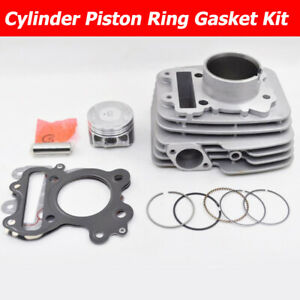Standard 125cc Cylinder Piston Ring Gasket Kit For Benelli TNT125 TNT125 BJ125-3