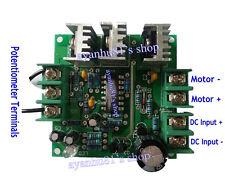 DC 12V-48V 24V 36V 30A 500W PWM Converter Motor Speed Controller Adjuster Driver