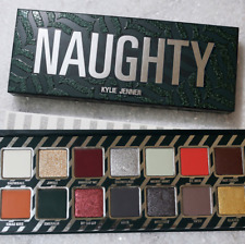 AUTH. HOLIDAY KYLIE JENNER NAUGHTY Palette Eye Shadow KyShadow bef. Valentines