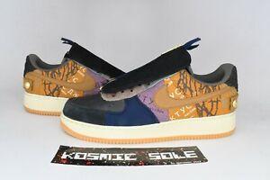 Nike Air Force 1 Low Cactus Jack Travis Scott Style # CN2405-900 Size 11