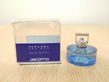 Paradox for Men Jacomo for men EDT 5ml MINI MINIATURE PERFUME FRAGRANCE New