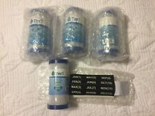Qty. (4) New Tier1 Rwf1030 Frigidaire Replacement Refrigerator Water Filters