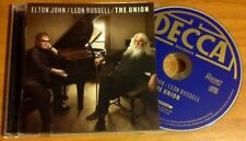 ELTON JOHN & LEON RUSSELL / THE UNION - CD (printed in US - 2010)