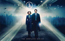 The X-Files:Season 1-10/Event Complete Series Collector Set(Blu-ray,57 Discs)NEW