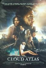 CLOUD ATLAS (2012) Tom Hanks, Halle Berry DS One Sheet