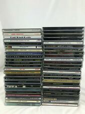 Lot of 50 CD's Rock Metal R&B clasic and more